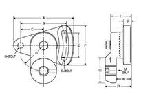 10-IDL-BRAK Gates 7720-1010