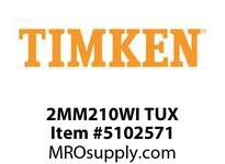 TIMKEN 2MM210WI TUX Ball P4S Super Precision