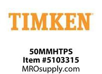 TIMKEN 50MMHTPS Split CRB Housed Unit Component