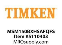 TIMKEN MSM150BXHSAFQFS Split CRB Housed Unit Assembly