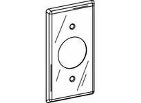 Orbit HBC-SR HANDY BOX COVER - SINGLE RECEPTACLE