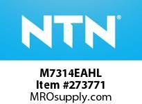 NTN M7314EAHL CYLINDRICAL ROLLER BRG