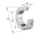 FAG 23026E1AK.M DOUBLE ROW SPHERICAL ROLLER BEARING