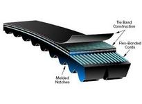 Gates 9387-12200 12/8V2000 Super HC PowerBand Belts