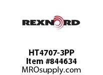 REXNORD HT4707-3PP HT4707-3.0625 PP ROD HT4707 3.0625 INCH WIDE MATTOP CHAI