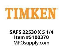 TIMKEN SAFS 22530 X 5 1/4 SRB Pillow Block Assembly
