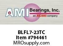 AMI BLFL7-23TC 1-7/16 NARROW SET SCREW TEFLON 2-BO ROW BALL BEARING