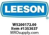 LEESON W5200172.00 H520-43-H-25MM