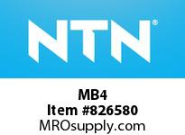 NTN MB4 Bearing Parts - Adapters