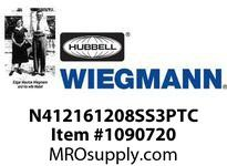WIEGMANN N412161208SS3PTC N412ULTIMATESDSS16X12X83PT. HANDLE