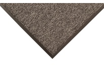 NoTrax 146S0034GY 146 Encore 3X4 Gray Encore is an entrance mat that uses a combination of scraping and looped pile Decalon drying yarns in a linear pattern to facilitate the scraping function and begin the drying process. It can be used a