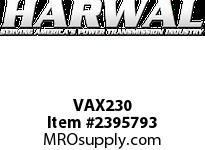 Harwal VAX230 VAX-230 NBR V-RING