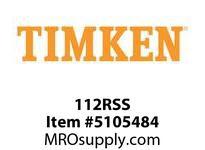 TIMKEN 112RSS Split CRB Housed Unit Component
