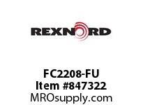 FC2208-FU FC2 208 4 GY FLANGE UNIT .