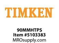 TIMKEN 90MMHTPS Split CRB Housed Unit Component