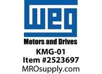 WEG KMG-01 CFW11 KIT FOR EXTR.MTG G VFD - CFW