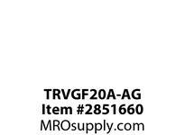 CPR-WDK TRVGF20A-AG GFCI TR Deco Duplex 20A 125V Auto GND AL
