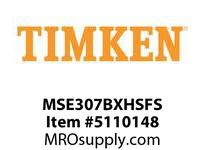 TIMKEN MSE307BXHSFS Split CRB Housed Unit Assembly