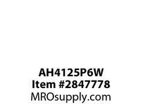 CPR-WDK AH4125P6W Plug Pin&Sleeve 125A 380-415V 3P4W WT R