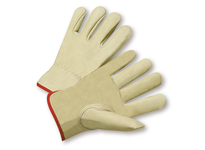 West Chester 990K/L Grain Cowhide Keystone Thumb Driver Glove - Select Grade