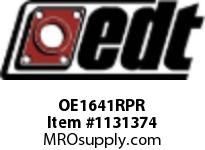 EDT OE1641RPR RADIAL POLY-ROUND BEARING