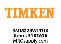 TIMKEN 3MM224WI TUX Ball P4S Super Precision
