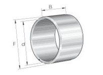 INA IR20X25X17 Inner ring