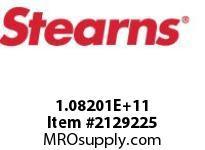 STEARNS 108201202128 BRK-CL HMTR GSKTNO HUB 213117