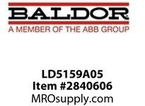 BALDOR LD5159A05 ENCDR FDBK CABLE6518/23H TO SERIES I :