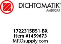 Dichtomatik 172231SBS1-BX DISCONTINUED