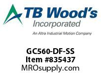 TBWOODS GC560-DF-SS RPRKIT GC560 DOUBLE SS