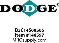 DODGE B3C14S00565 BB383 140-CC 5.65 1^ S SHFT