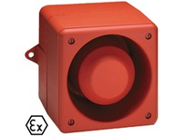 Pfannenberg 23106800155 DS 5 3G/3D 24V DC TAS Explosive Area 31 Tone 4-stage Sounder 105 dB (A) 24 VDC Sounder