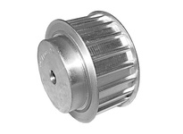 PTI 40T10/28-2 10MM T SERIES TIMING PULLEY 28T10-4 PILOT BORE-ALUMINUM
