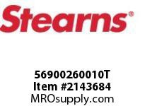 STEARNS 56900260010T 5.5 MSR-DRV HUB HARDWARE 8034285