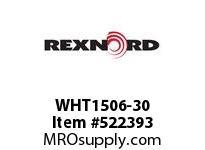 REXNORD WHT1506-30 WHT1506-30 144931
