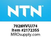 NTN 7028HVUJ74 Ball Brg