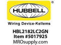 HBL_WDK HBL2182LC2GN LOAD CTRL HGR FULL CTRL 20A 5-20R GN