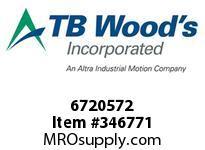 TBWOODS 6720572 FALK ASSEMBLY