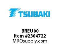 US Tsubaki BREU80 Cam-Backstop BREU80 CAM CLUTCH