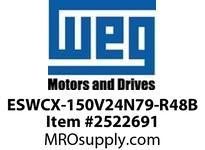 WEG ESWCX-150V24N79-R48B XP FVNR 100HP/460 N79 230V Panels