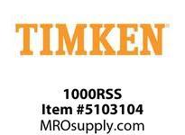 TIMKEN 1000RSS Split CRB Housed Unit Component