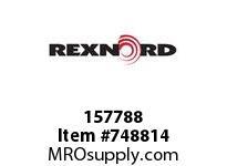 REXNORD 157788 580169 263.DBZ.CPLG STR TD