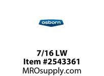 Osborn 7/16 LW Load Runner