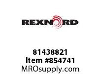 REXNORD 81438821 BRSM6995-18 SP CONTACT PLANT FOR ACCURATE DESCRIPT