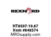 REXNORD HT8507-10.67 HT8507-10.66 HT8507 10.67 INCH WIDE MATTOP CHAIN