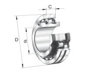FAG 222S.208 SPLIT SPHERICAL ROLLER BEARINGS