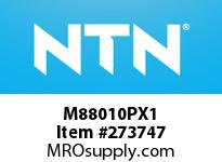 NTN M88010PX1 SMALL SIZE TAPERED ROLLER BRG