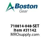 BOSTON 76018 710814-048-SET SET 8X3 SHOES