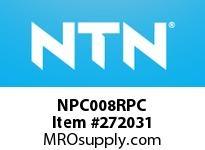 NTN NPC008RPC INSERT BRG(STANDARD)